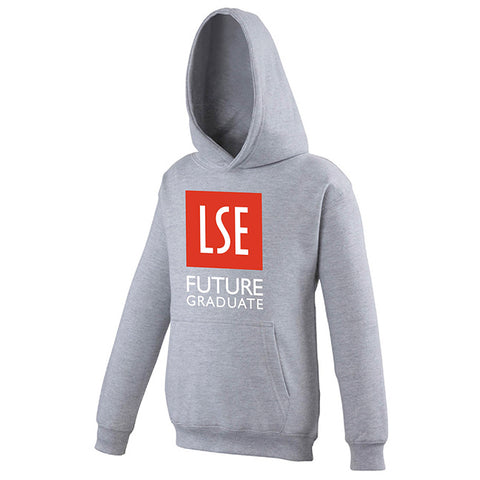 CHILDREN'S FUTURE GRADUATE HOOD GREY