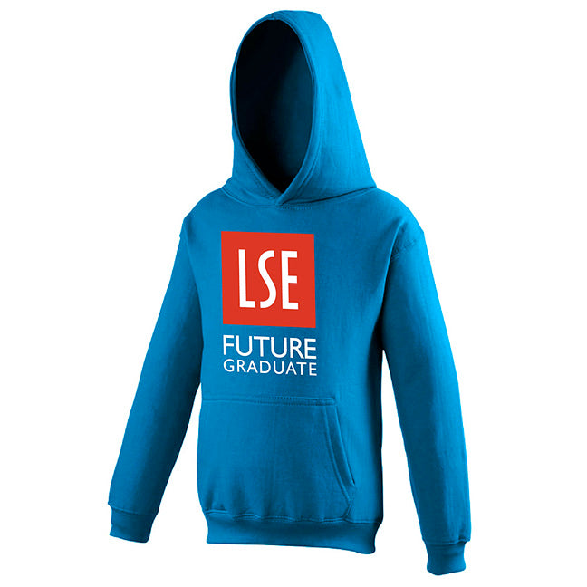 CHILDREN'S FUTURE GRADUATE HOOD ROYAL BLUE