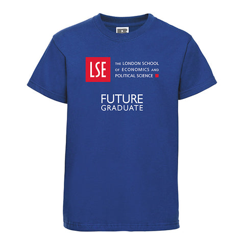 Children's Future Graduate T-Shirt Royal Blue