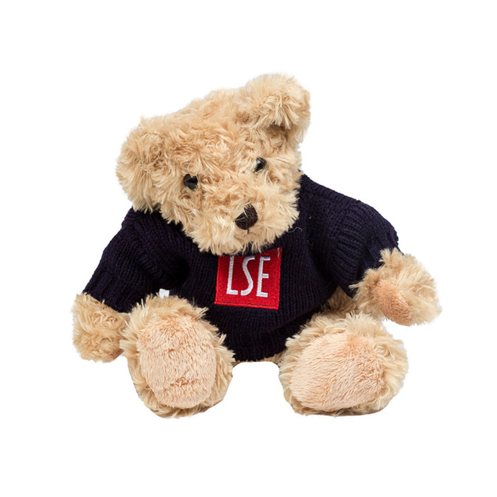Teddy Bear with Sweater - Navy