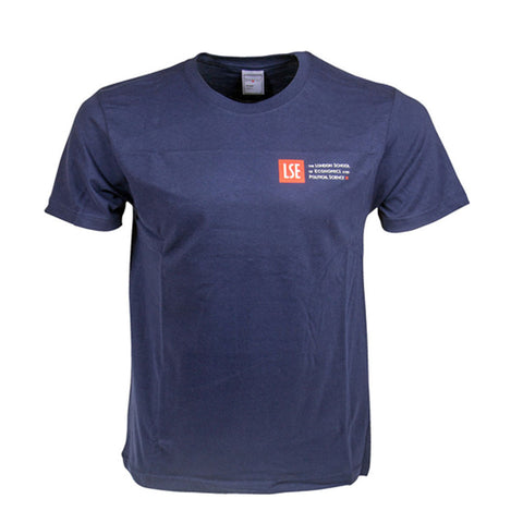 3 Pack Logo T-Shirts - White, Grey and Navy