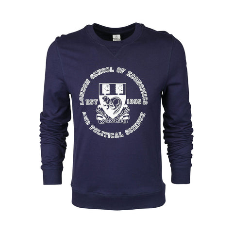 Fair Trade Sweatshirt Navy