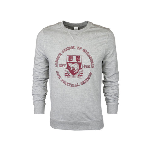 Fair Trade Sweatshirt Grey
