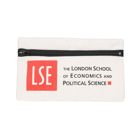 Logo Canvas Pencil Case