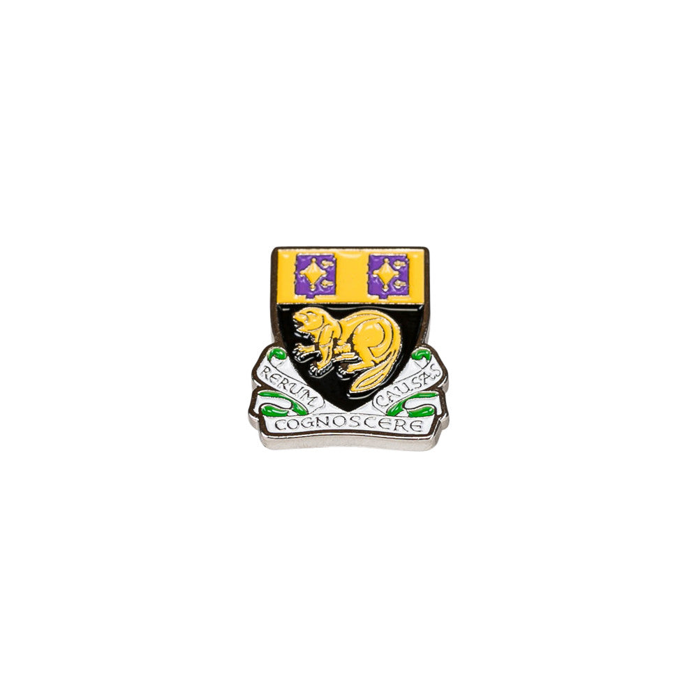 Pin Badge Crest