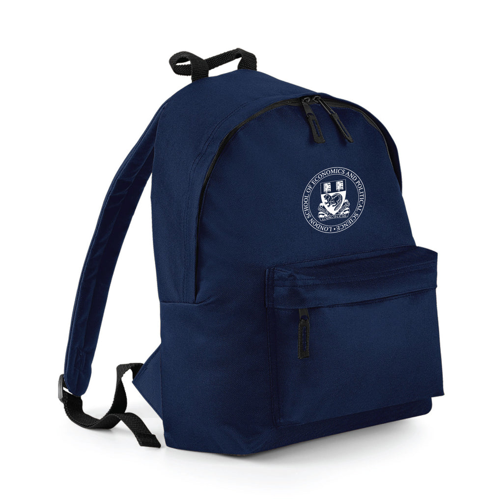 Crest Back Pack Navy