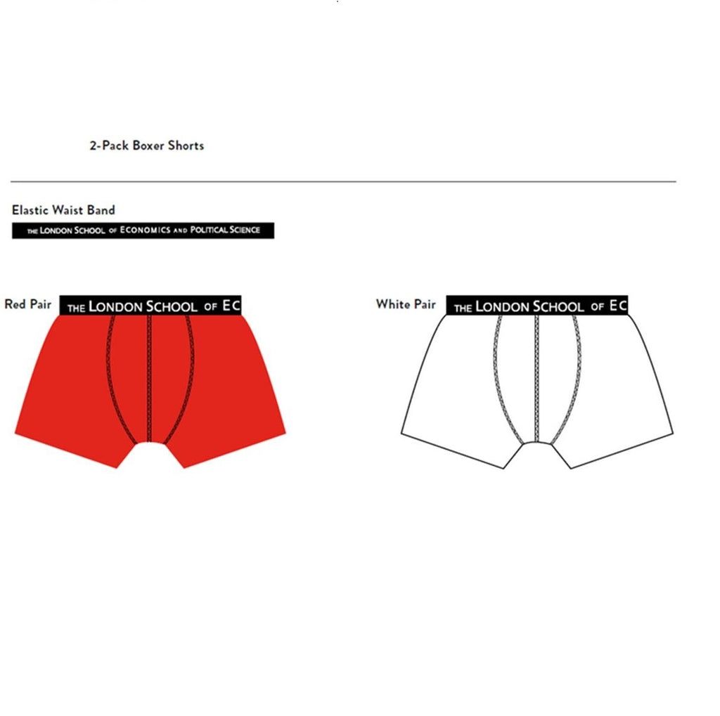 Two Pack Boxer Shorts