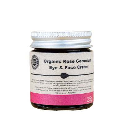 Heavenly Organics Rose Geranium Eye & Face Cream