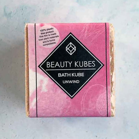 Beauty Kubes Bath Kubes Unwind