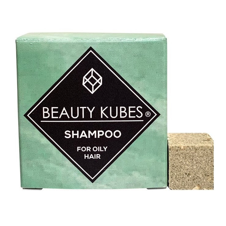 Beauty Kubes for Oily Hair