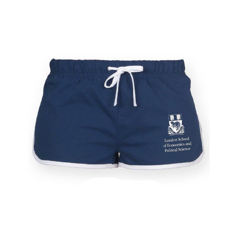 Women's LSE Crest Shorts Navy