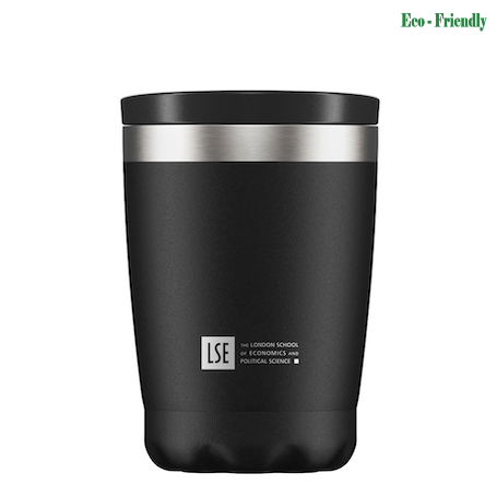 Chilly's Monochrome Black Coffee Cup