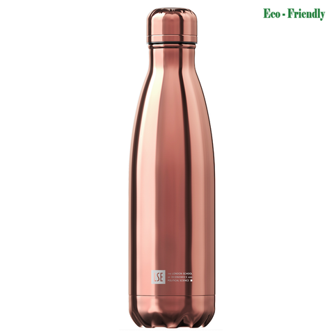 Chilly's Bottle - Chrome Rose Gold