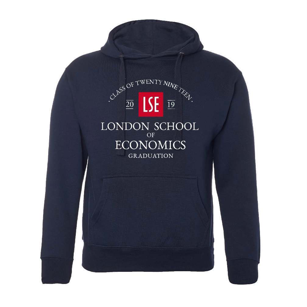 Class of 2019 Graduation Hoodie - Winter Ceremonies - Navy Blue