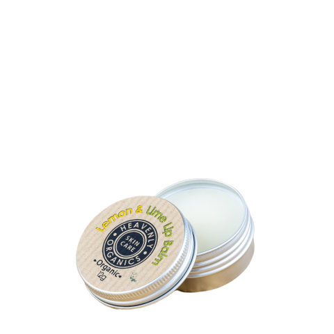 Heavenly Organics Lemon & Lime Lip Balm