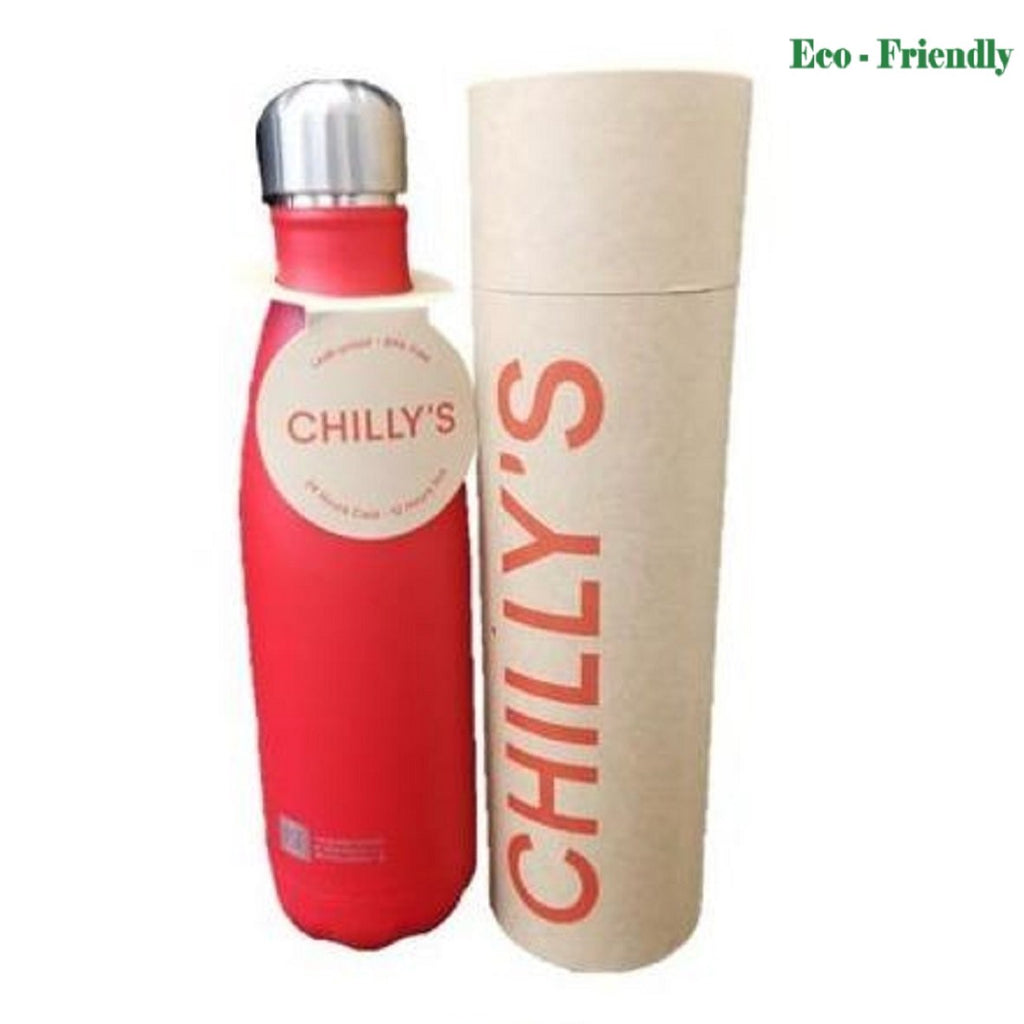 Chilly's bottle - red
