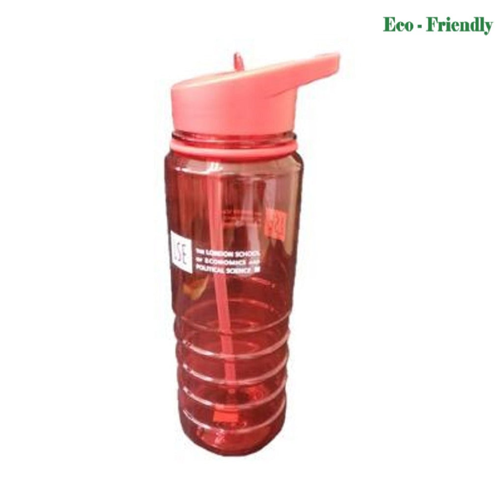 Water bottle - red