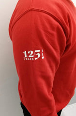125 years of LSE Sweatshirt Red