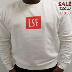 125 years of LSE Sweatshirt White