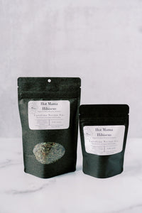 hot flash tea loose leaf made in nc with organic ingredients