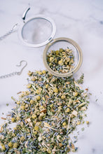Load image into Gallery viewer, Sleep Tea, local to NC lavender and chamomile