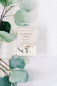 Vanilla Chai Wax Melts