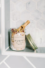 Load image into Gallery viewer, rose petal bath salts