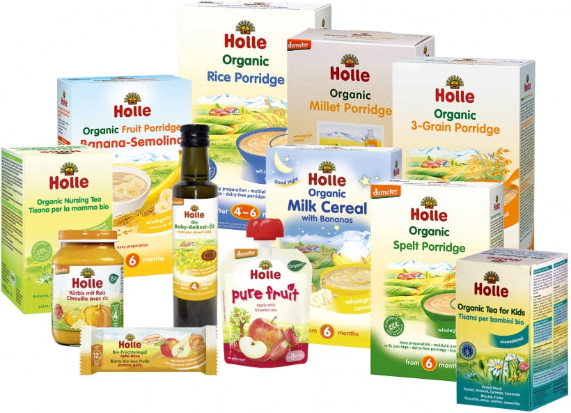 Holle Demeter Baby Food – What it's all about!