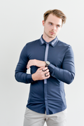 HARRY Long Sleeve Slim Fit Shirt