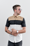 MJ Short Sleeve Slim Fit Shirt
