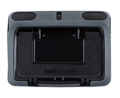 Tobii Dynavox I-110 Durable Case Kick Stand Folded In