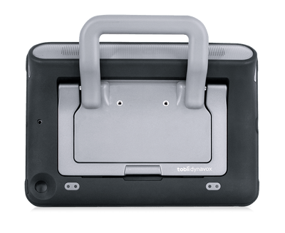 Tobii Dynavox Speech Case for 10.2 iPad back view