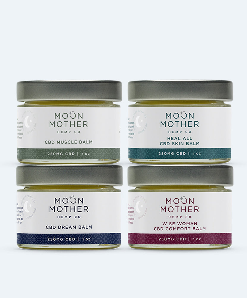 1 oz Balm Gift Bundle
