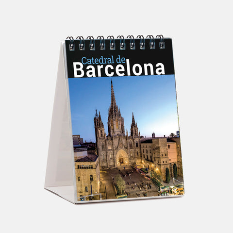 CATEDRAL DE BARCELONA Calendario 2021 - Sobremesa Mini -