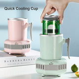 Classic 420ml Summer Instant Cooling Cup Quick Cooling Drinks Can Mug for Home Office Drinking Accessaries Supplies Parts