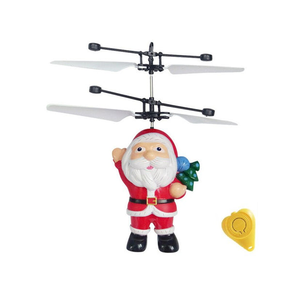 Mini dron Mini Infrared Sensor Helicopter RC Drone fly induction Quadcopter Flashing Remote Control Toy for Kids Gifts
