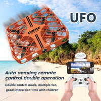Mini Drone Altitude Hold RC Helicopter FPV Quadrocopter Drones Gift racing drone Anti-collision Flying UFO for Kids Toy Gift