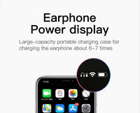 Original i9000 Pro TWS wireless earphone 1:1 In ear Sport Headset Earphones Bluetooth Earphone Mini Wireless  Stereo Earbud C1s