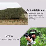 4mx2m /5mx2m Hunting Military Camouflage Nets Woodland Army training Camo netting Car Covers Tent Shade Camping Sun Shelter