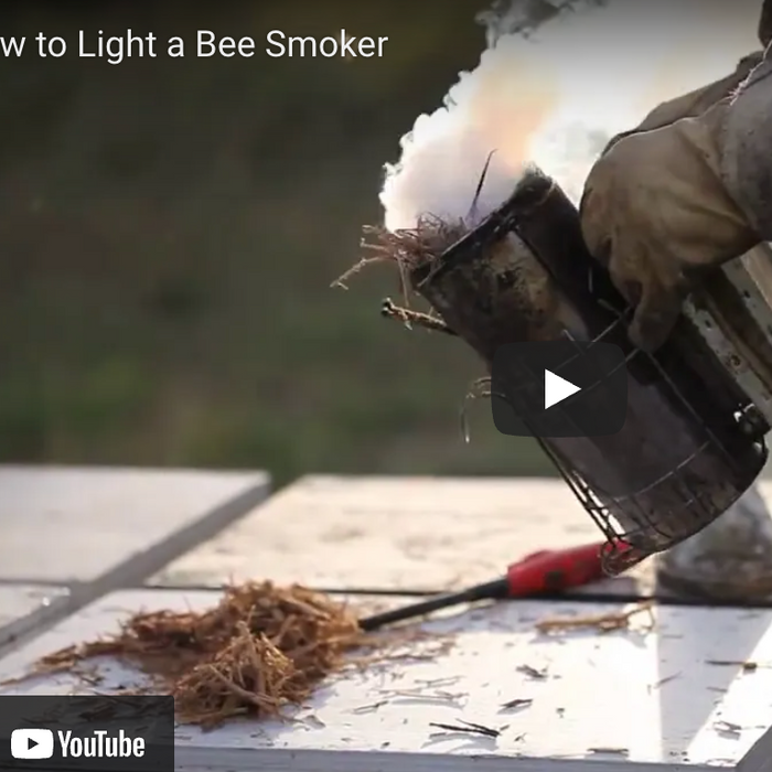 How to Light a Smoker