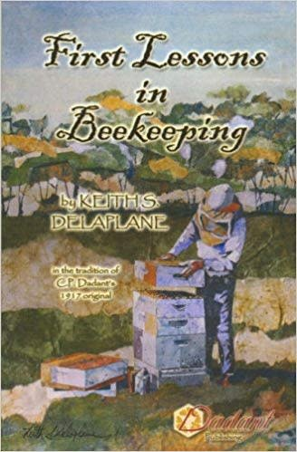 First Lessons in Beekeeping, 166 pgs.