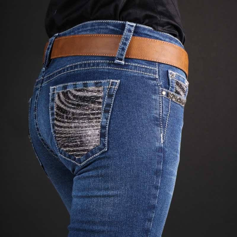 Jeans Glam Icy Denver DM009