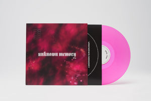 UNKNOWN MEMORY LP (TRANSPARENT MAGENTA)