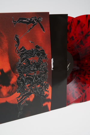 STRANGER 2XLP (RED/BLACK)