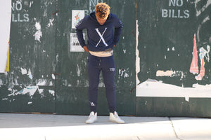 Urban Luxury Sweatsuits made by Stressed By Society. This is our very own Design Within Fall/Winter Season Sweatsuit.