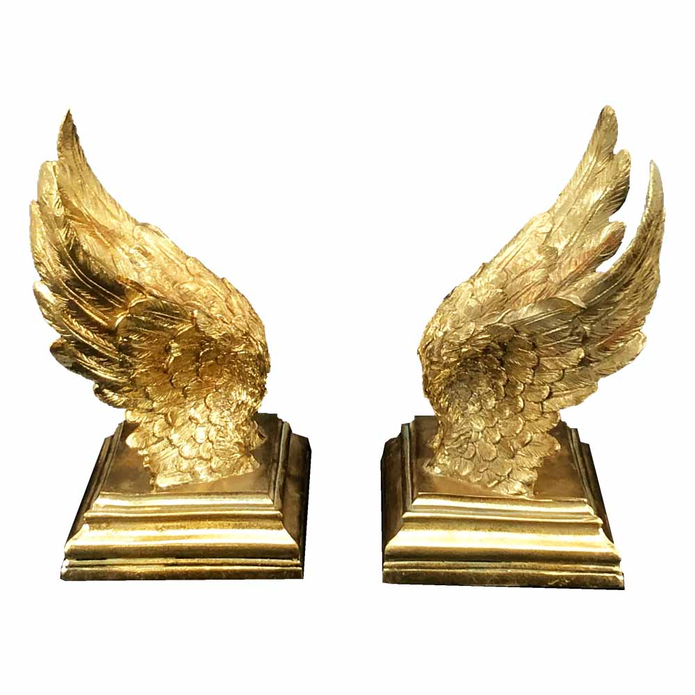 S/2 Wing Bookends