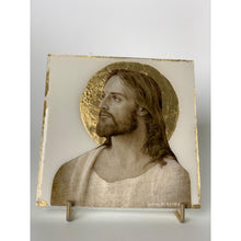 Load image into Gallery viewer, Sketch Of Jesus & Stand