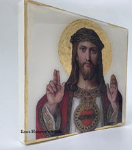 Load image into Gallery viewer, Jesus The Sacred & Stand
