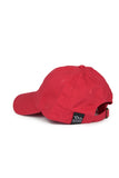 Strapback dad cap - Ant-i - Red