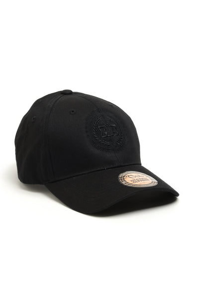 Strapback dad cap - Greatness - Black
